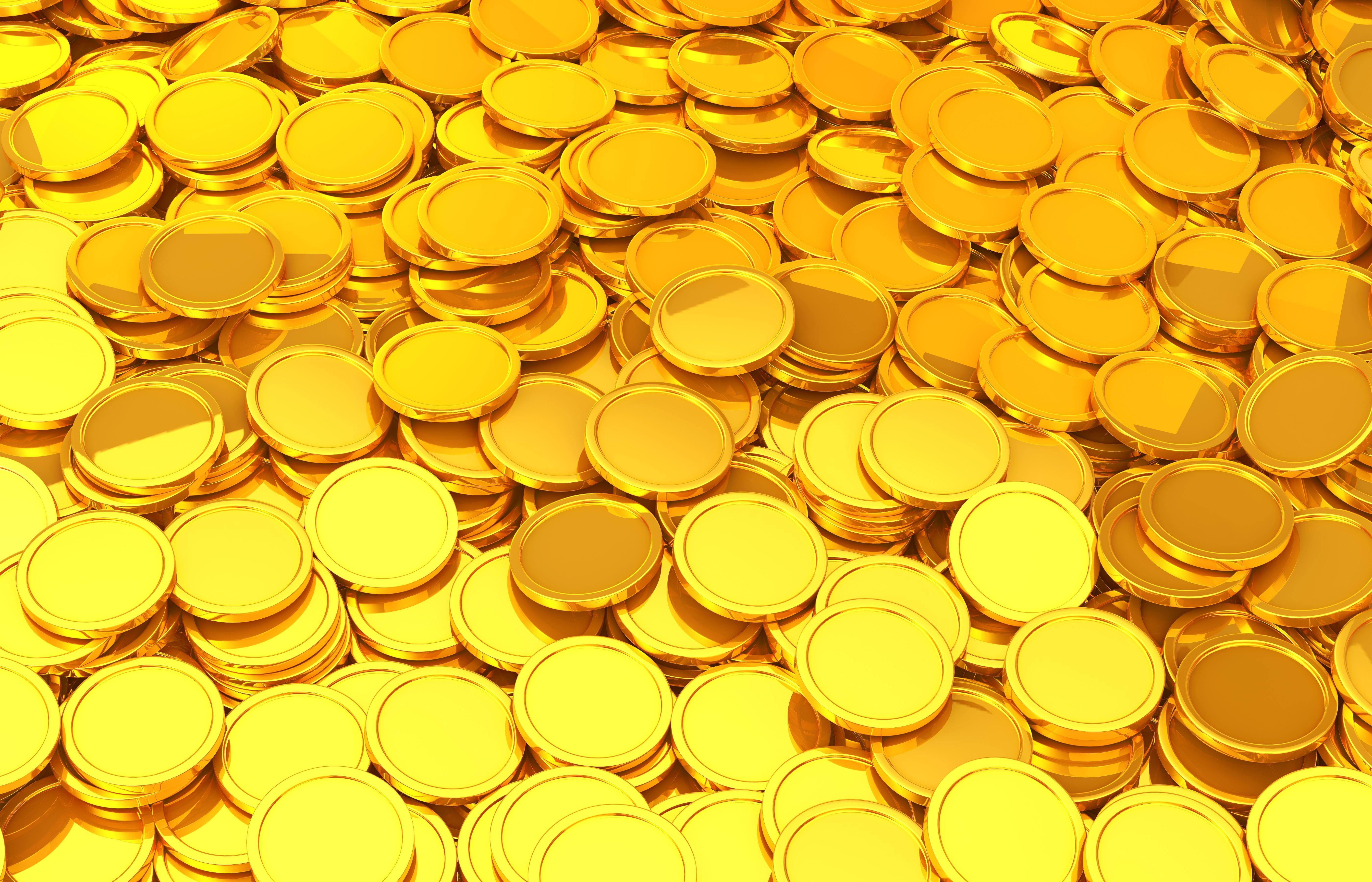 21719314 - gold coin