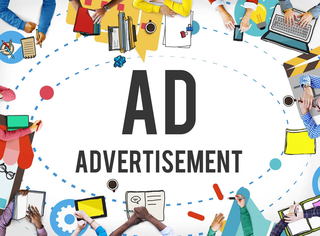 web marketing words ads